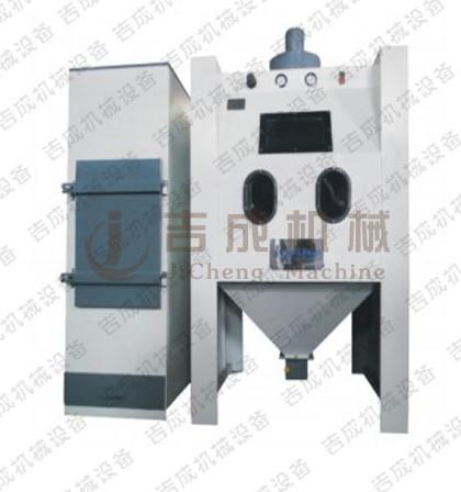 JCR-1200 手动密闭式喷砂机